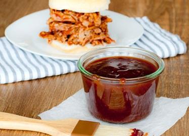 Cranberry Chipotle BBQ Sauce