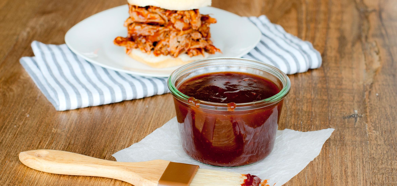 Sauce barbecue aux canneberges et jalapeño