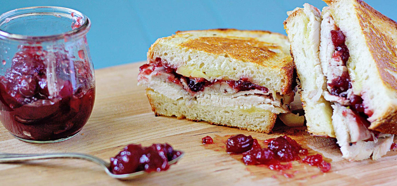 Ziploc 174 Cranberry Turkey Sandwich Melts Ziploc 174 Brand
