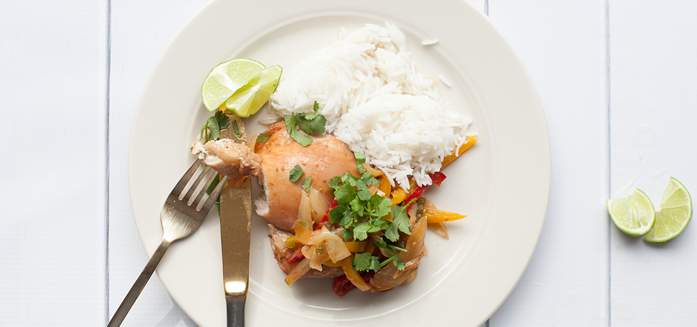 Freeze-Ahead Lime and Jalapeño Fajita Chicken