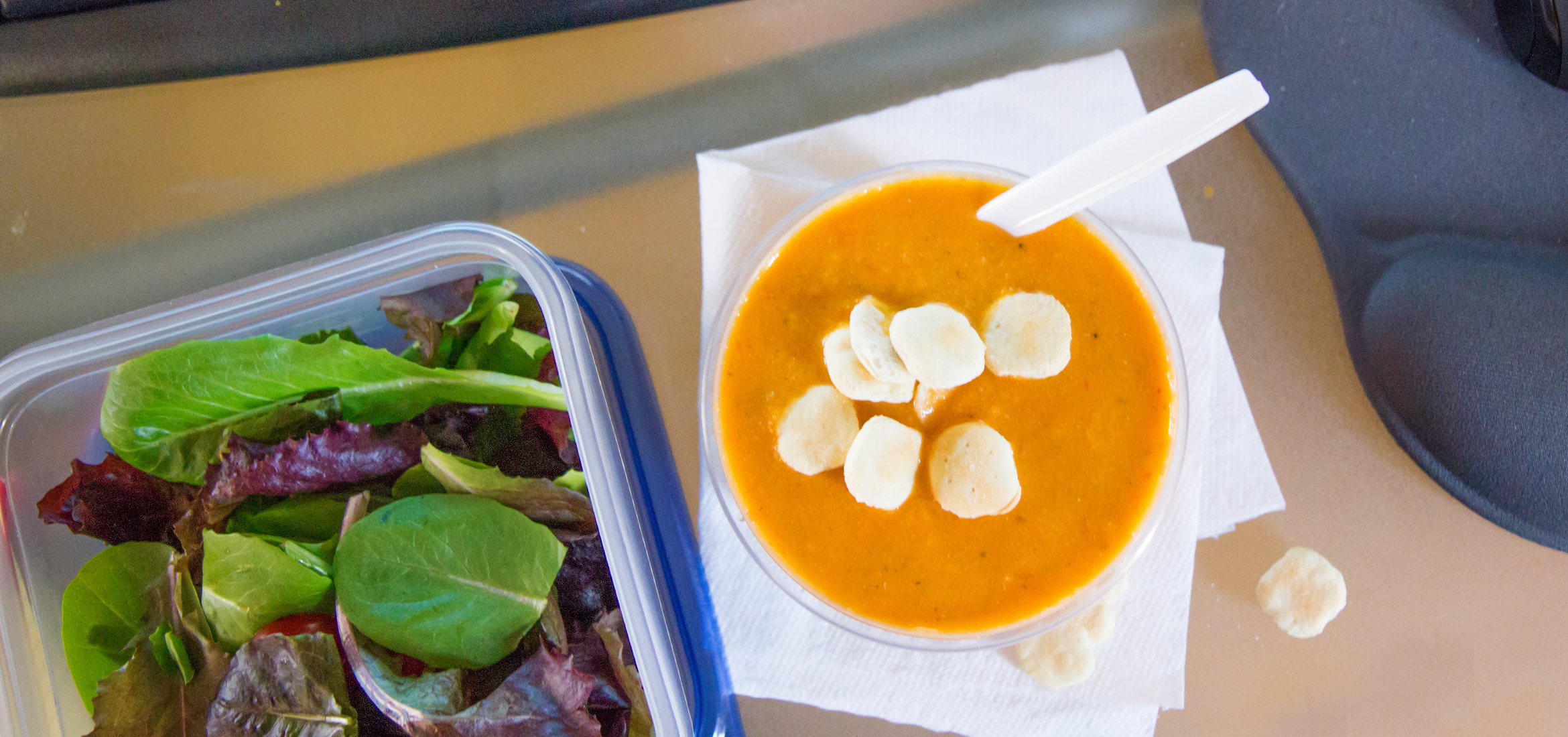 Freezer-Friendly Tomato Basil Bisque