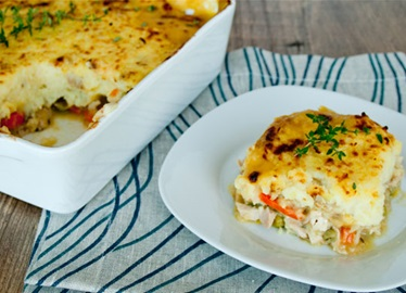 Savory Shepherds Pie
