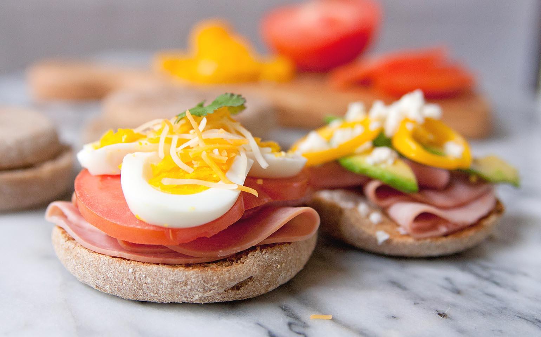 Sandwich déjeuner du Sud-Ouest