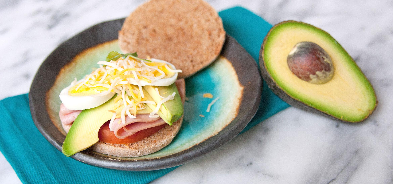 Southwest Breakfast Sandwich