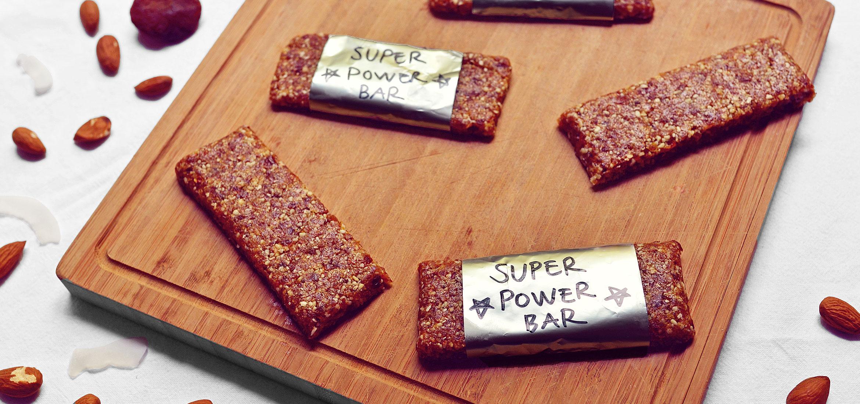 Superpower Bars