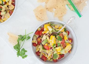 La salsa au maïs la plus simple qui soit