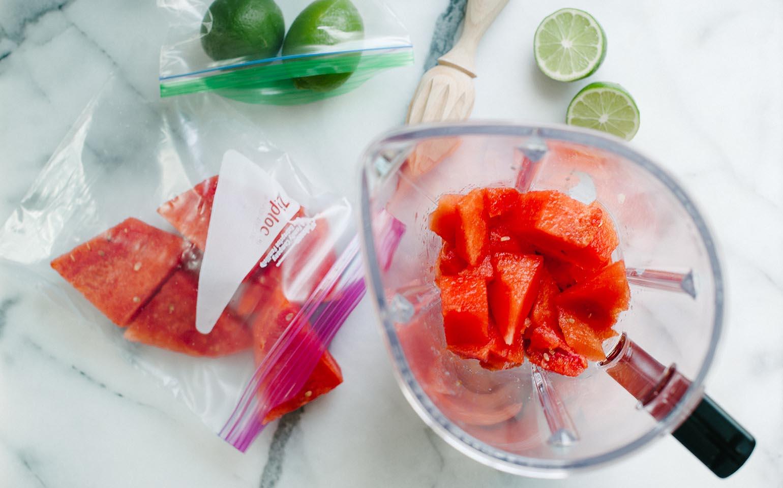Watermelon Lime Paletas