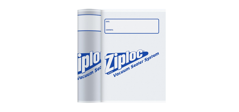Rollo para sellado al vacío de 11'' Ziploc®