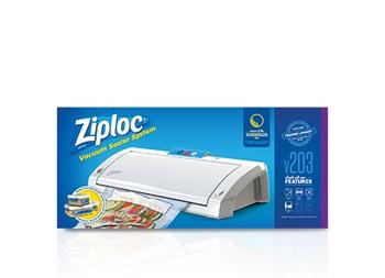 Serie V200 para sellado al vacío Ziploc®