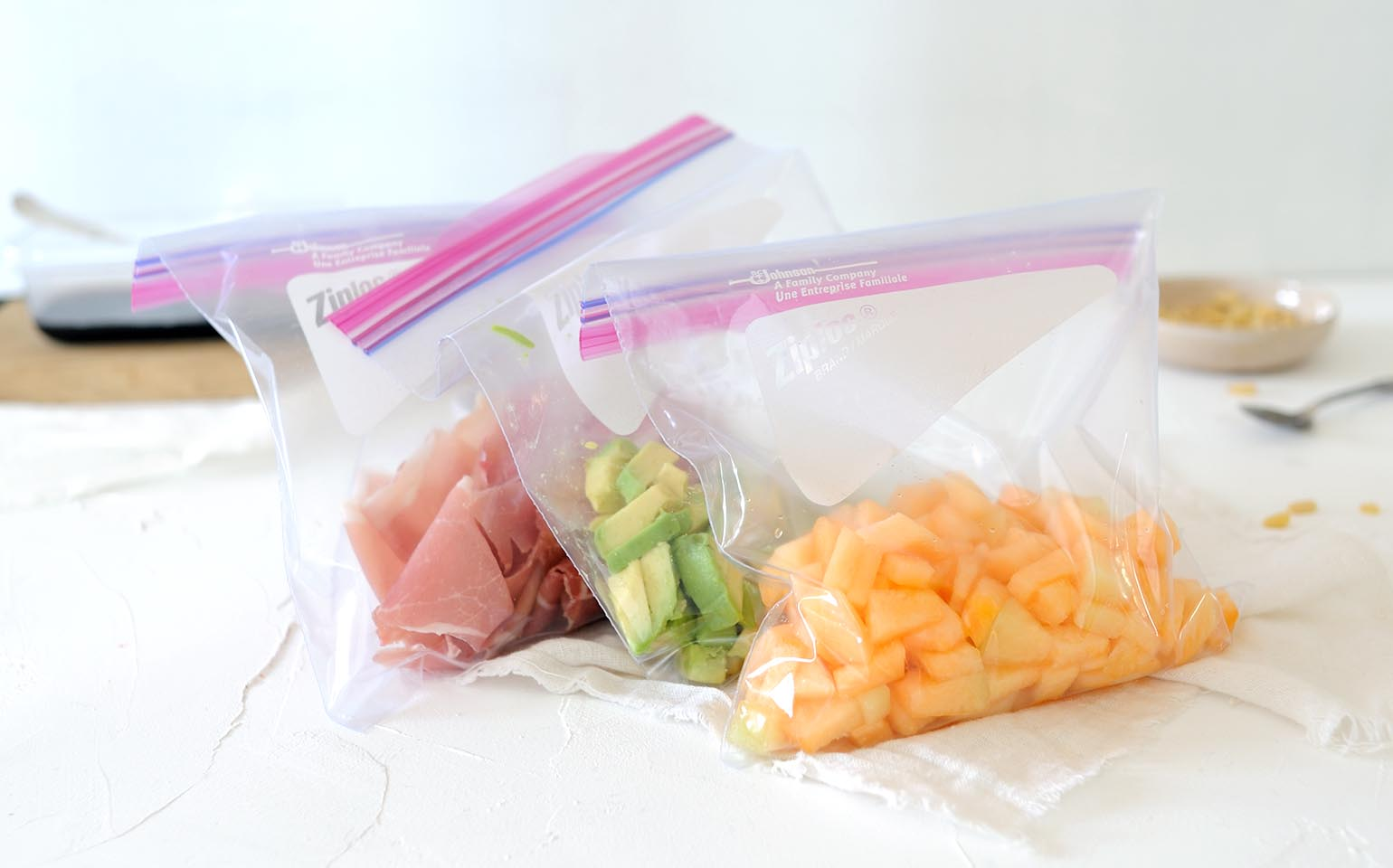 Storage Bags Quart / Medium