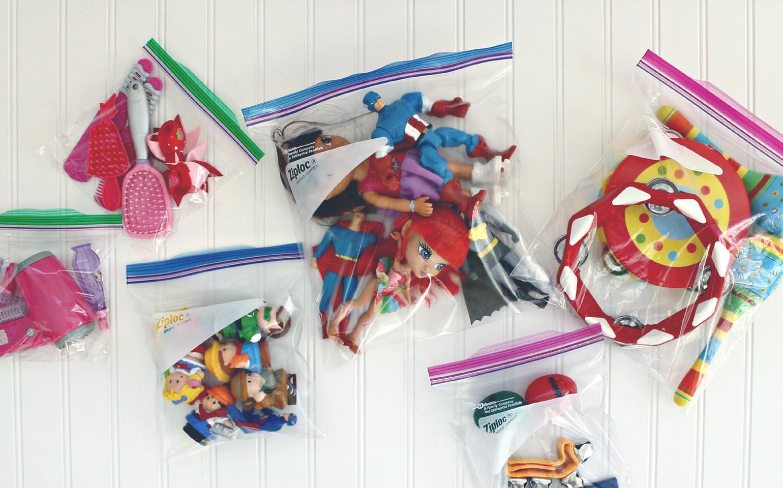 Moyens sacs d'emballage