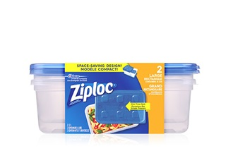 Ziploc Rectangle Bag