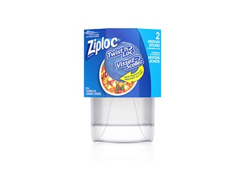 Ziploc Twist N Lock