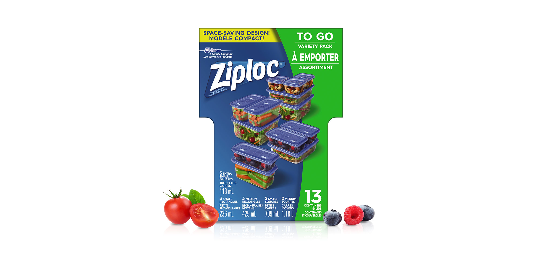 Ziploc Variety