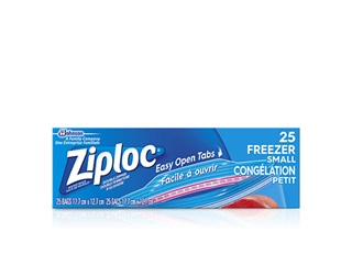 Ziploc Freezer Bag