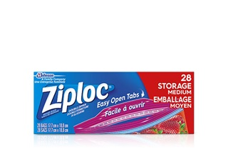 Ziploc Storage Bag