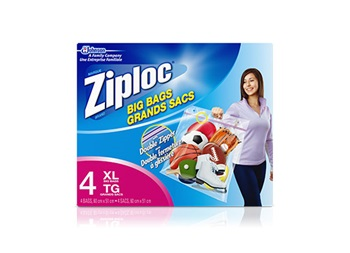 Ziploc Big Bags