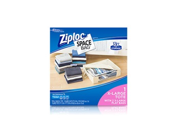 Ziploc Space Bag