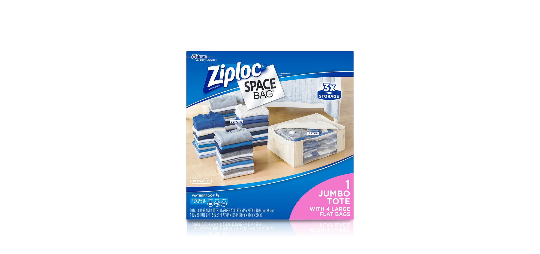 Ziploc Space Bag