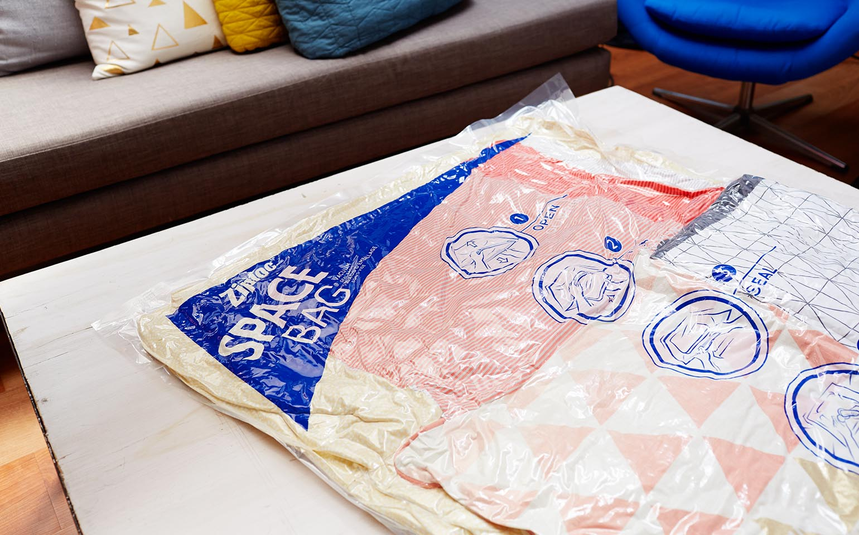 Space Bag® Jumbo Flat