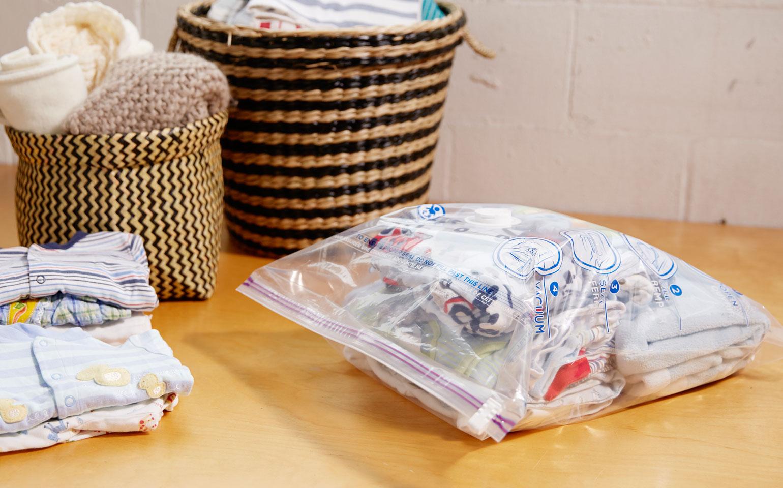 Space Bag® Variety Pack 3 Flat: 1M, 1L, 1XL