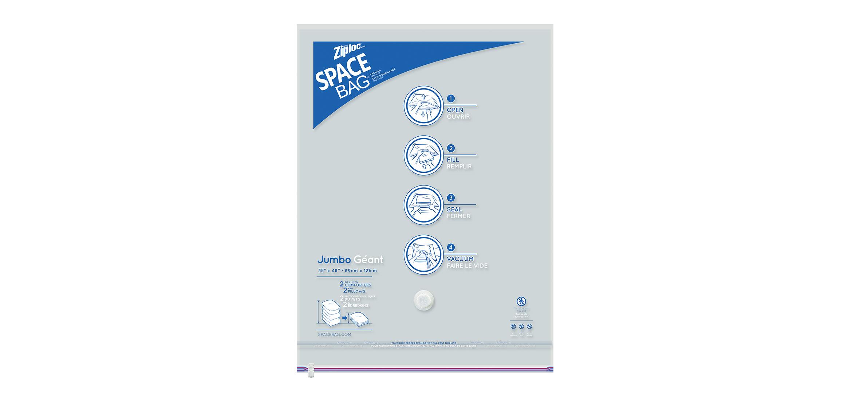 Space Bag Jumbo Flat