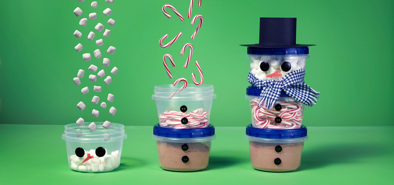 DIY Hot Cocoa Gift Kits hero