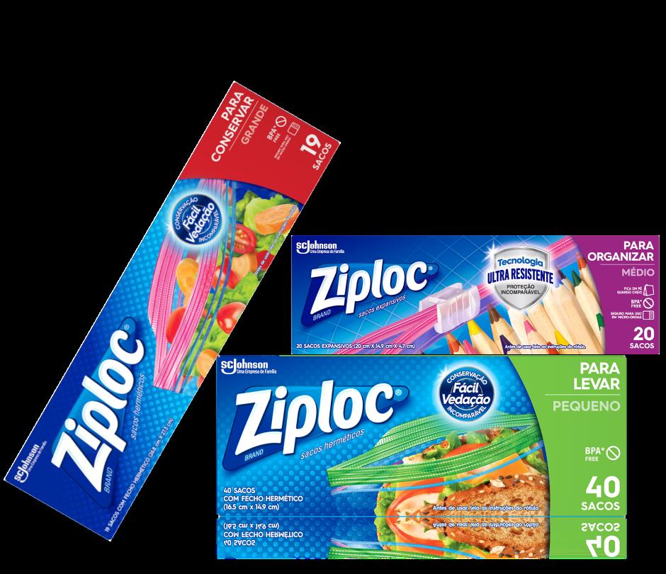 Ziploc® | All Products | Ziploc® brand | SC Johnson
