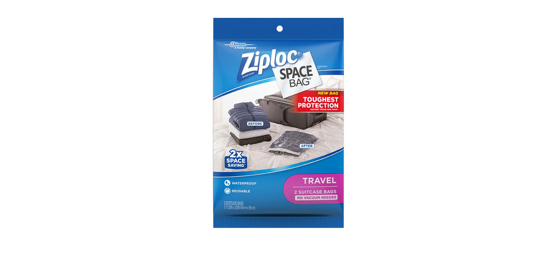 f8640df70 Ziploc® | Space Bag® Travel | Ziploc® brand | SC Johnson